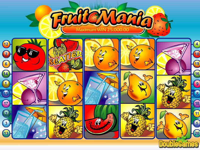 Free Download FruitoMania Screenshot 1