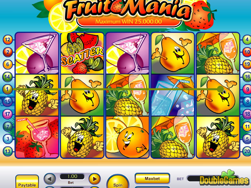 Free Download FruitoMania Screenshot 3