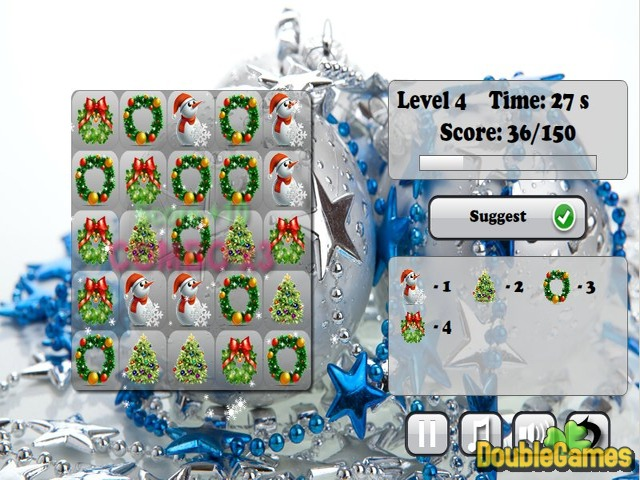 Free Download Funny New Year Puzzle Screenshot 2