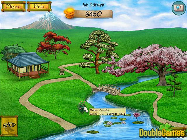Free Download Geisha: The Secret Garden Screenshot 2