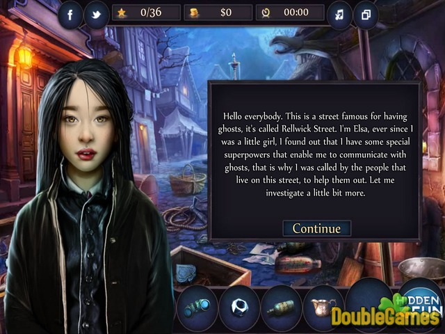 Free Download Ghost Street Mystery Screenshot 2