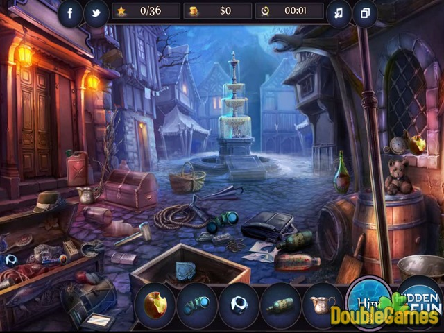 Free Download Ghost Street Mystery Screenshot 3
