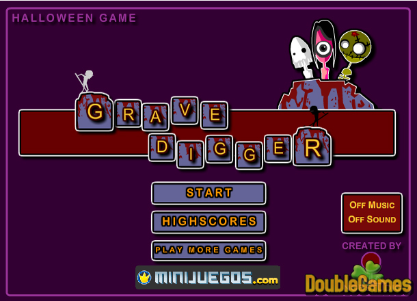 Free Download Grave Digger Screenshot 1