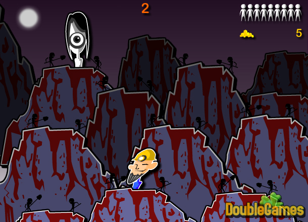 Free Download Grave Digger Screenshot 2