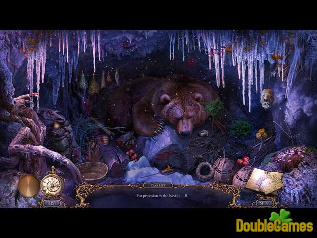 Free Download Grim Tales: Color of Fright Screenshot 1