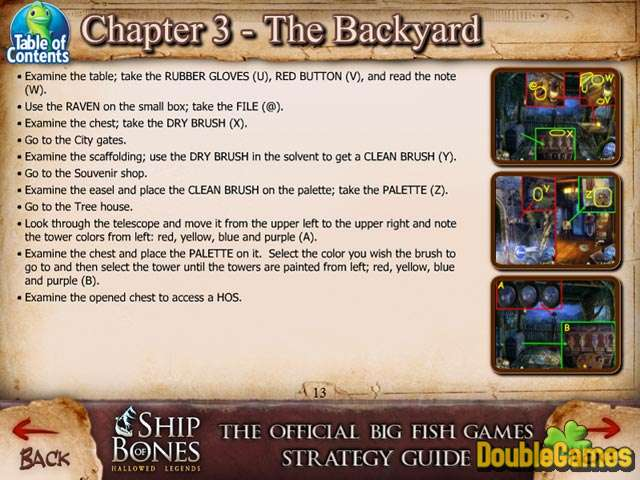 Free Download Hallowed Legends: Ship of Bones Strategy Guide Screenshot 3