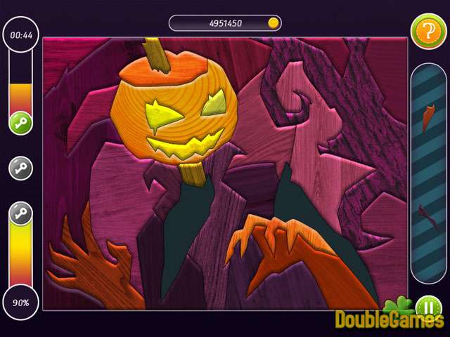 Free Download Halloween Patchworks: Trick or Treat! Screenshot 1