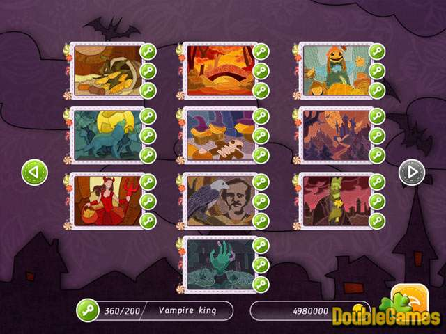 Free Download Halloween Patchworks: Trick or Treat! Screenshot 2