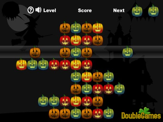 Free Download Halloween Pumpkins Screenshot 2