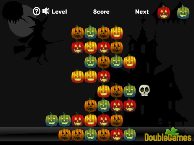 Free Download Halloween Pumpkins Screenshot 3