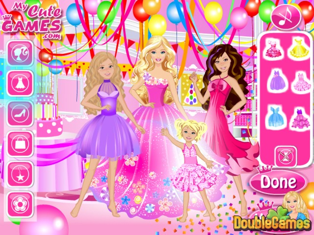 Free Download Happy Birthday Barbie Screenshot 1