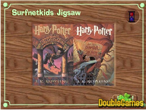 Free Download Harry Potter: Books 1 & 2 Jigsaw Screenshot 1
