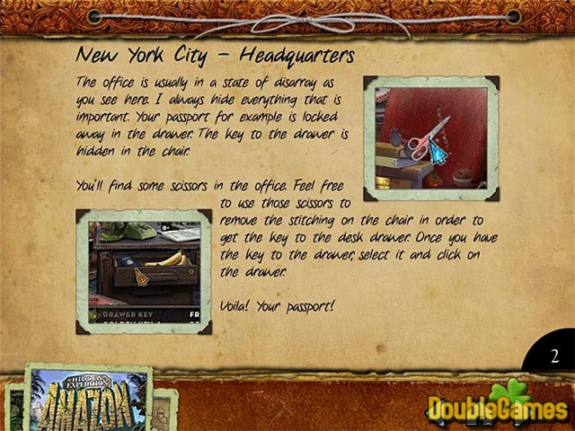 Free Download Hidden Expedition: Amazon  Strategy Guide Screenshot 1