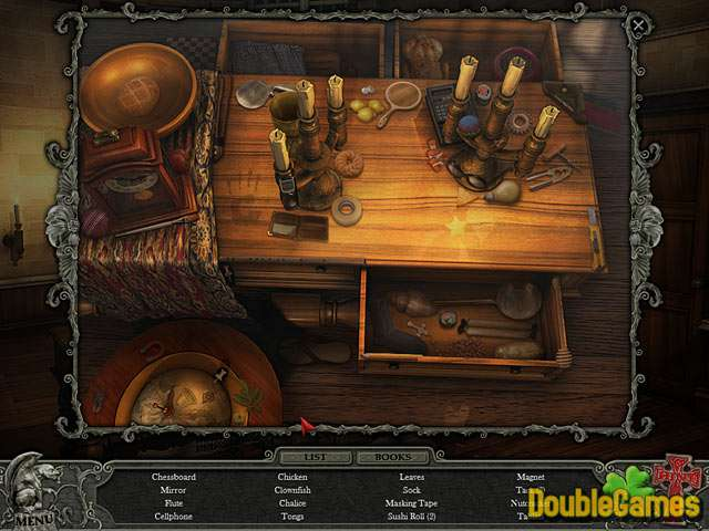 Free Download Hidden Mysteries: Vampire Secrets Screenshot 1
