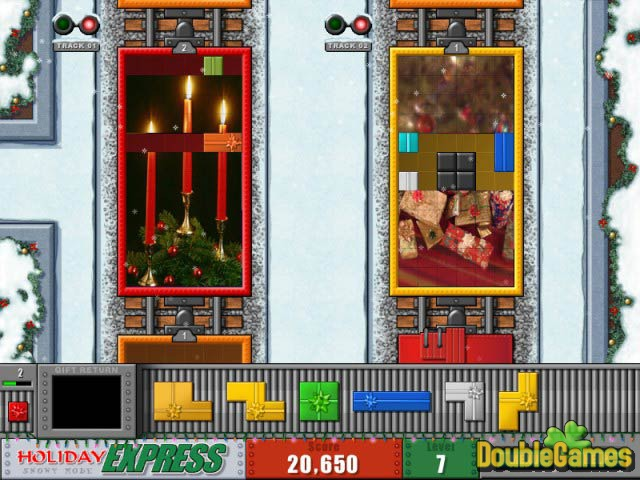 Free Download Holiday Express Screenshot 1
