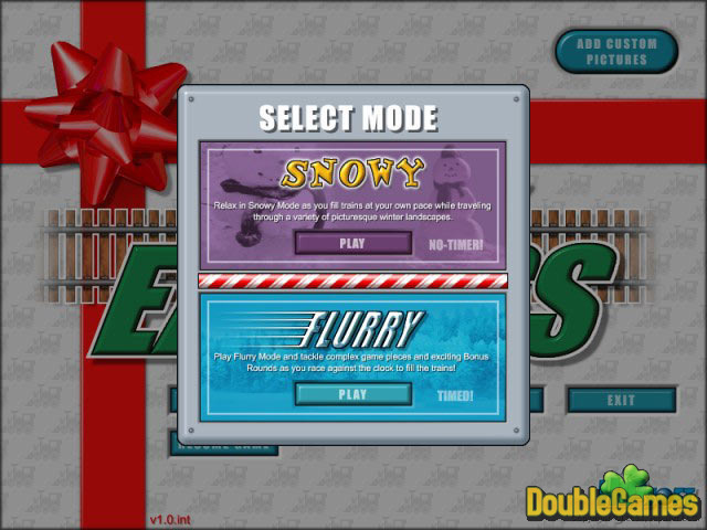 Free Download Holiday Express Screenshot 3