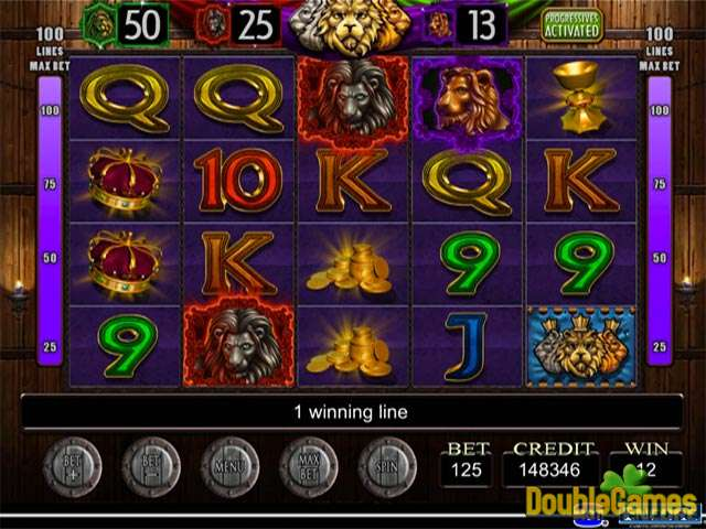 Free Download IGT Slots Three Kings Screenshot 1