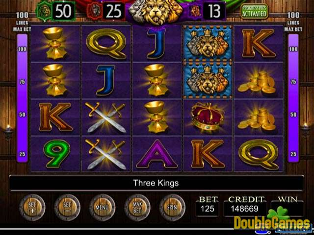 Free Download IGT Slots Three Kings Screenshot 2