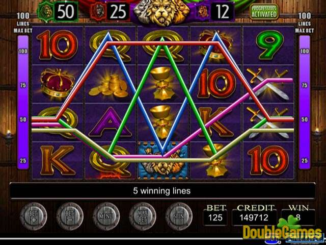 Free Download IGT Slots Three Kings Screenshot 3