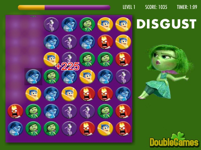 Free Download Inside Out Match Game Screenshot 1