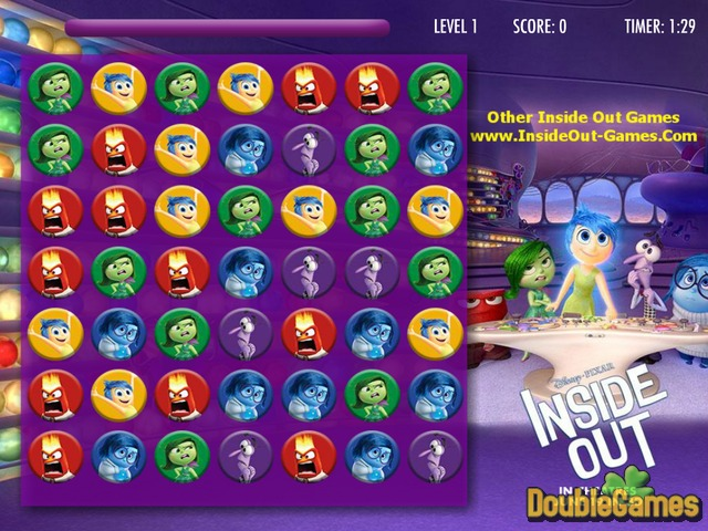 Free Download Inside Out Match Game Screenshot 2