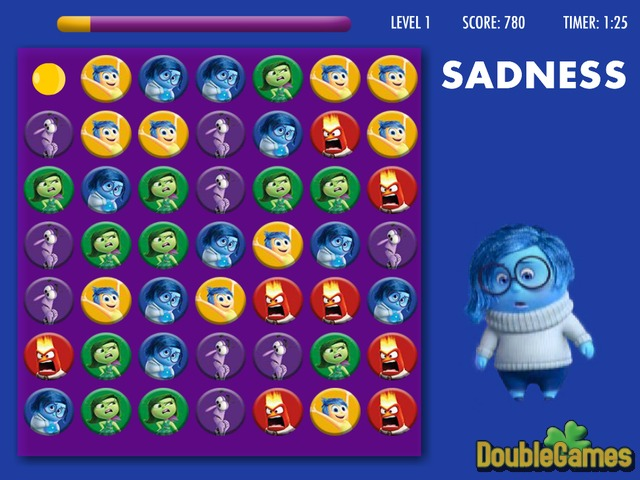 Free Download Inside Out Match Game Screenshot 3