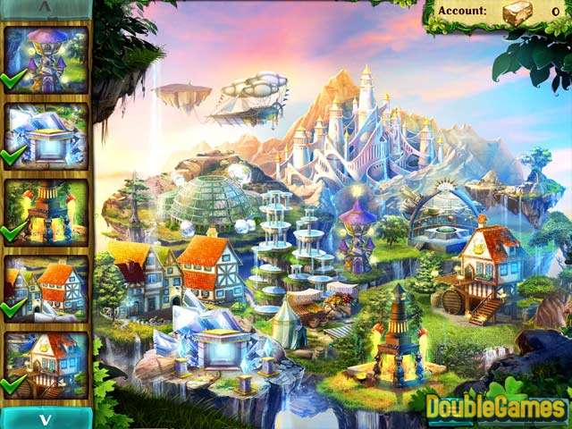 Free Download Jewel Legends: Magical Kingdom Screenshot 2