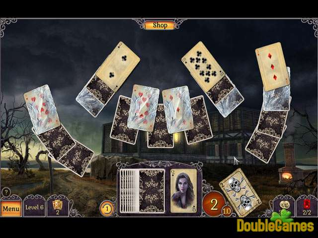 Free Download Jewel Match Twilight Solitaire Screenshot 1