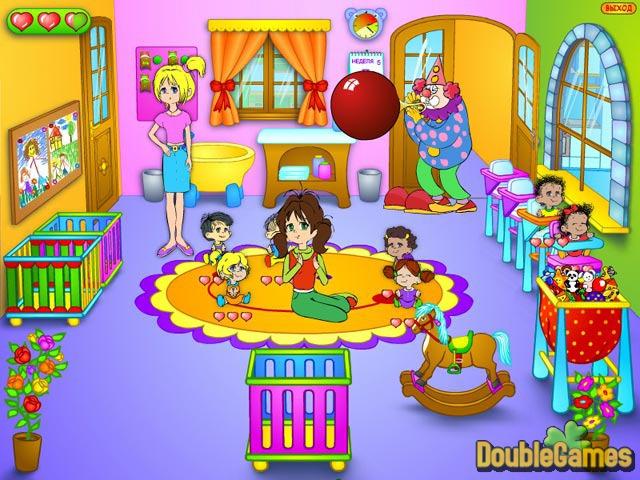 Скачать бесплатно детский садик