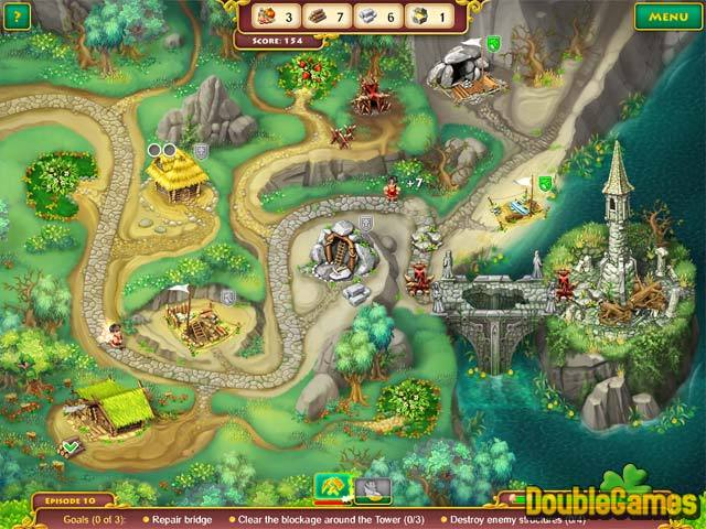 Free Download Kingdom Chronicles Collector's Edition Screenshot 1