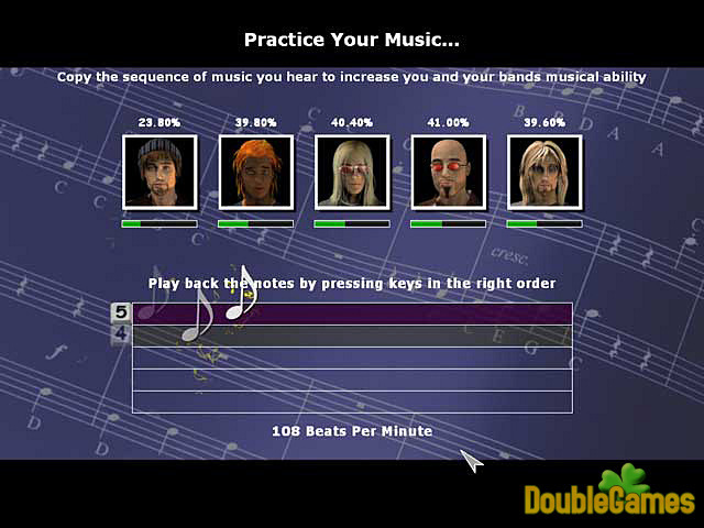 Free Download Kudos Rock Legend Screenshot 2