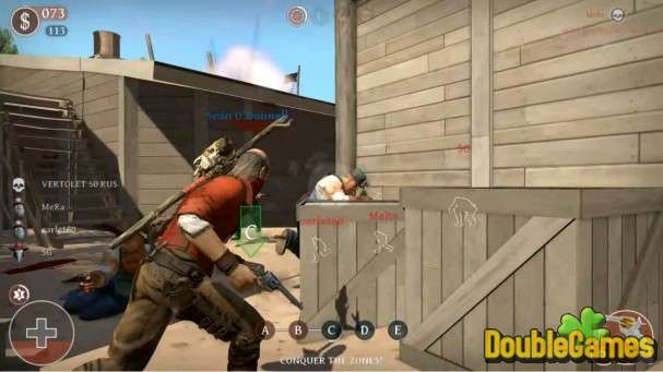 Free Download Lead and Gold: Gangs of the Wild West Screenshot 3