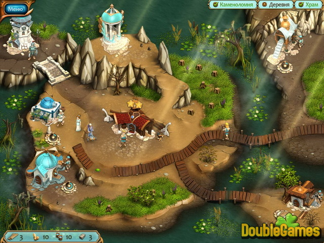 Free Download Legends of Atlantis. Исход Screenshot 2