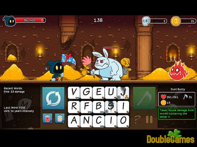 Free Download Letter Quest: Remastered Screenshot 1