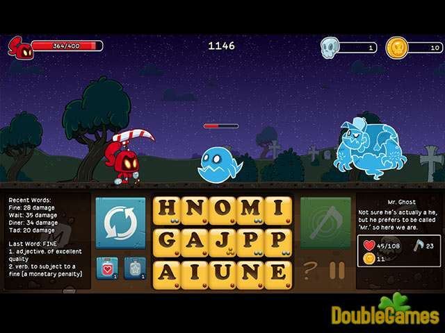 Free Download Letter Quest: Remastered Screenshot 2