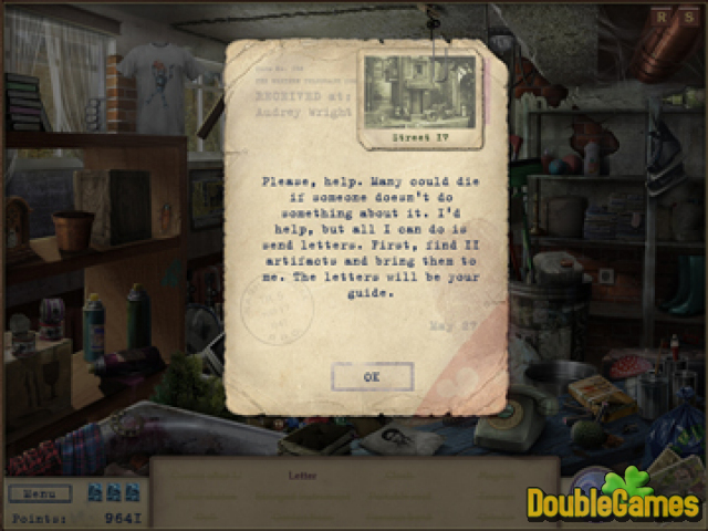 Free Download Letters from Nowhere Double Pack Screenshot 2