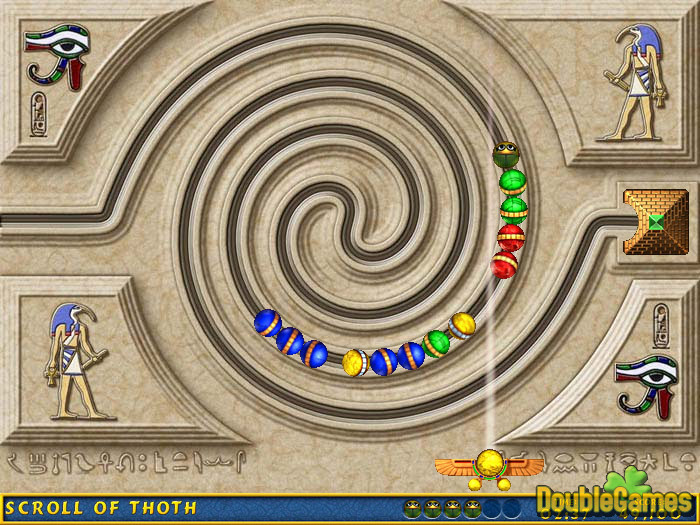 Luxor 2 Играть Онлайн Бесплатно - фото 4