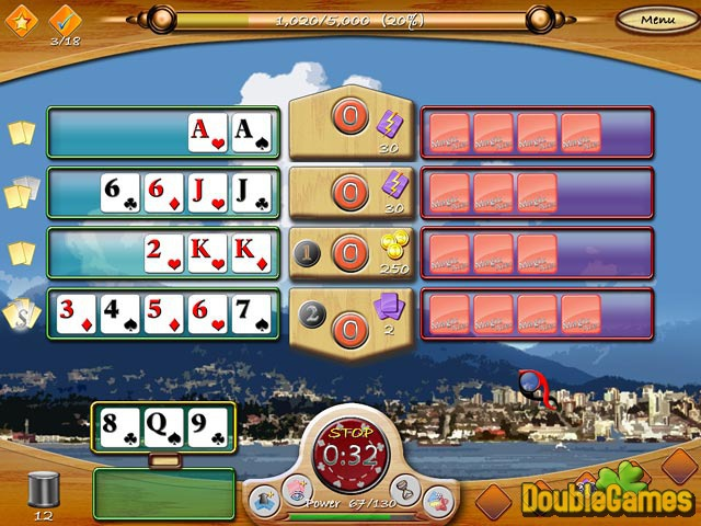Free Download Magic Aces Screenshot 1