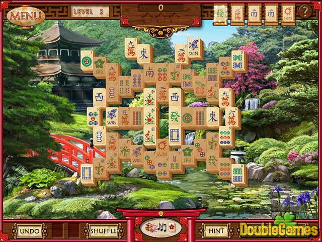 Free Download Mahjong Memoirs Screenshot 1