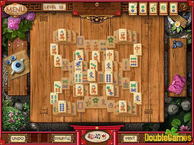 Free Download Mahjong Memoirs Screenshot 2