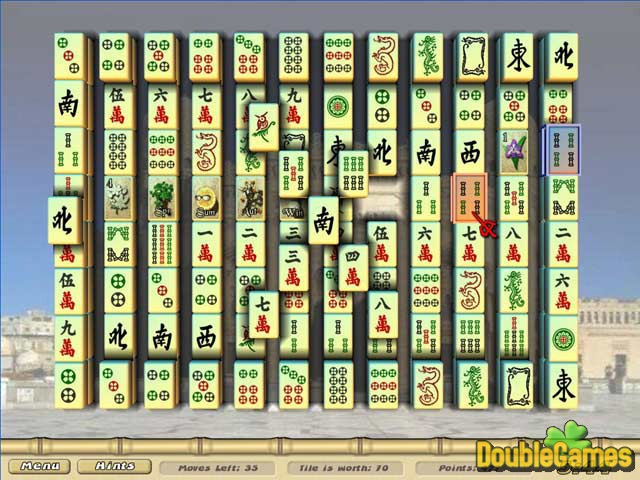 Free Download Mahjong The Endless Journey Screenshot 1