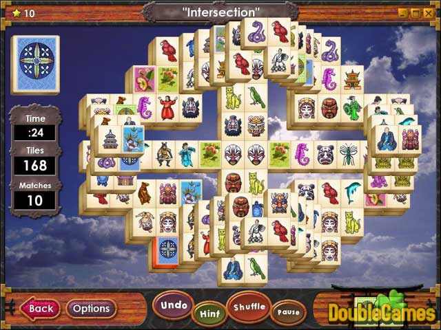 Free Download Mahjong Towers Eternity Screenshot 1