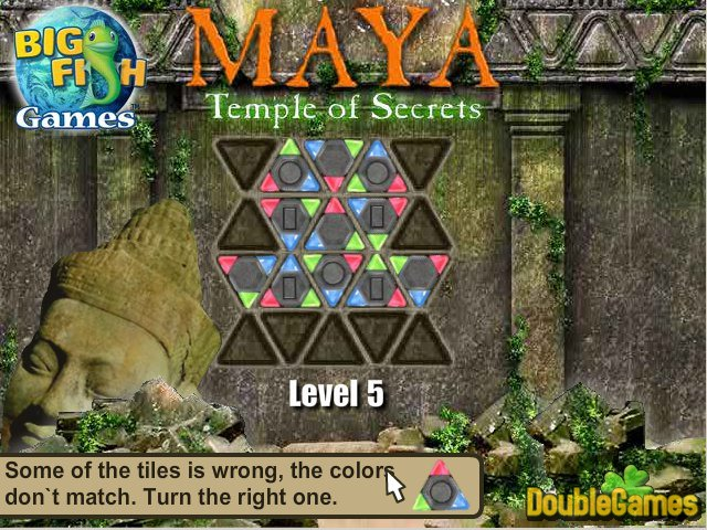 Free Download Maya: Temple of Secrets Screenshot 2