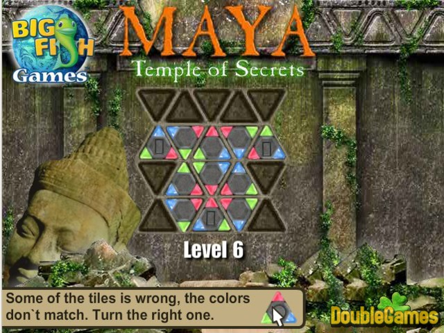 Free Download Maya: Temple of Secrets Screenshot 3