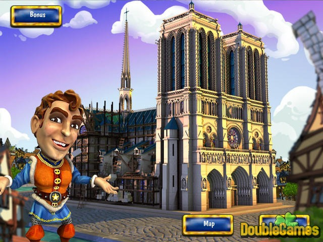 Free Download Monument Builders Paris Double Pack Screenshot 3