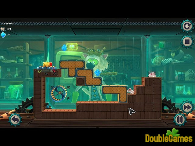 Free Download MouseCraft. Мышиная лаборатория Screenshot 2