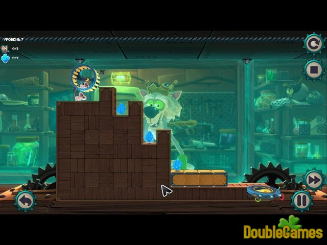 Free Download MouseCraft. Мышиная лаборатория Screenshot 3