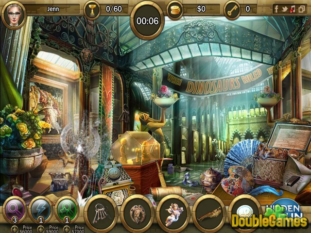 Free Download Museum Menace Screenshot 3