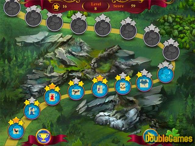 Free Download Mystery Mosaics 2 Screenshot 3