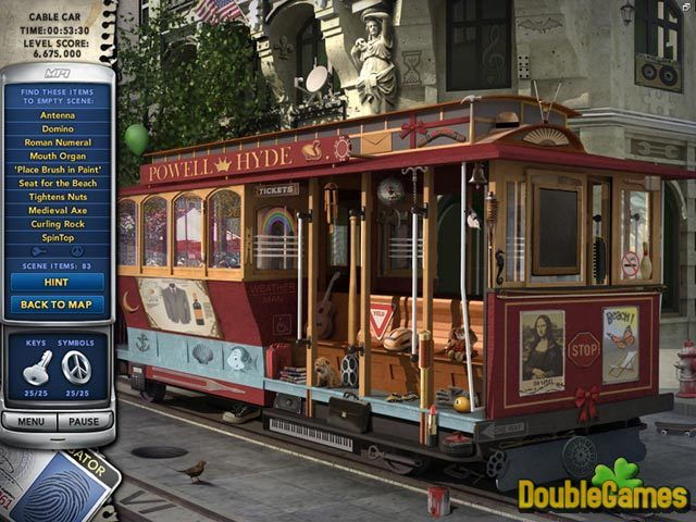 Free Download Mystery P.I.: Stolen in San Francisco Screenshot 1